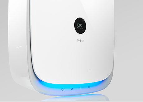 Информативный OLED дисплей
