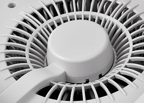 Тихий DC-мотор с инверторным управлением