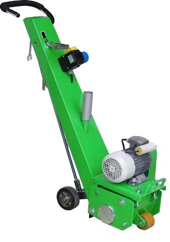 Электрическая фрезеровальная машина DBF-200-E230