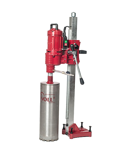 Алмазная установка V-Drill 205 с водяным насосом S