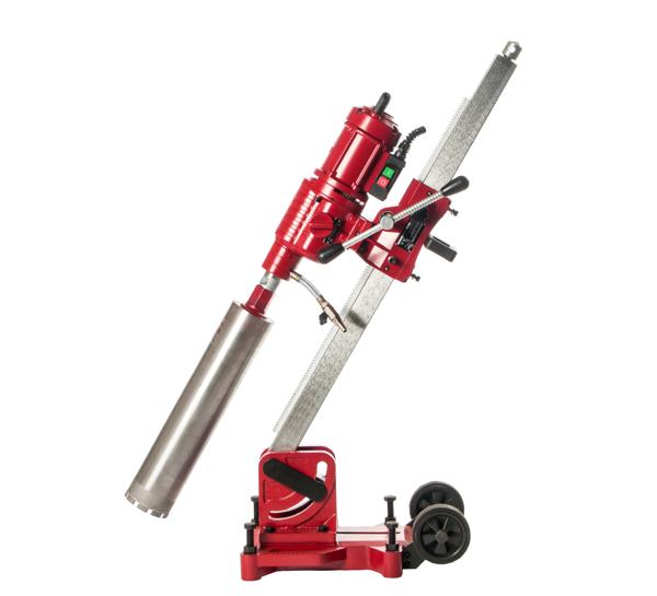 Алмазная установка V-Drill 255N с наклонной стойкой