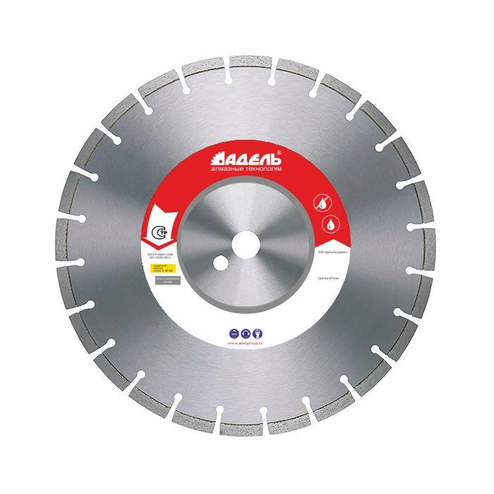 Алмазный диск Адель 300 мм по асфальту и кирпичу